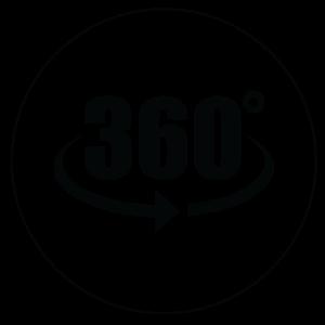 360O поворот