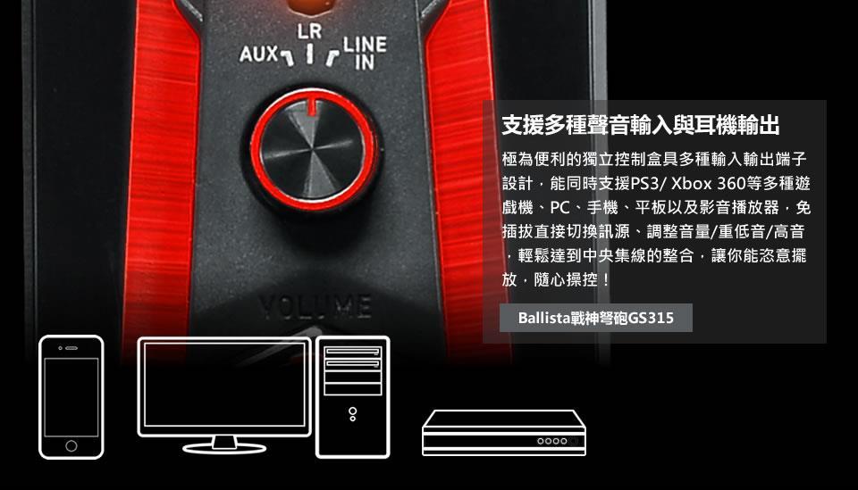 PC與遊戲主機