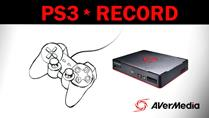 How to Record PS3 with AVerMedia Game capture HD II
