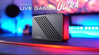 AVerMedia Live Gamer ULTRA (GC553) Latency Test