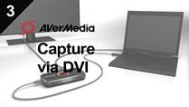 How to Capture Laptop with AVerMedia LGP Lite via DVI