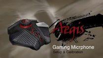 AVerMedia Aegis | Gaming Microphone Setup & Calibration