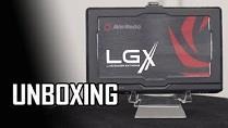 AVerMedia Live Gamer Extreme Unboxing - 1080p 60FPS External Capture Card (LGX GC550)