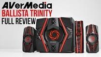 Ballista Trinity Gaming Speakers - Full Review