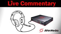 How to record Live Commentary with AVerMedia Game Capture HD