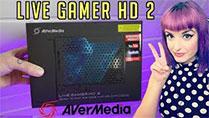 UNBOXING & SETUP - AVerMedia Live Gamer HD 2 GC570