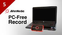 Record Laptop Screen with AVerMedia LGP (Live Gamer Portable) in PC-Free Mode