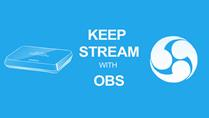 How to stream with OBS to Twitch. TV