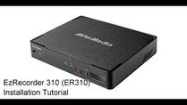 EzRecorder 310 (ER310) Installation Tutorial