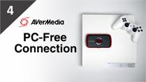 Connect PS3 with AVerMedia LGP (Live Gamer Portable) in PC-Free Mode