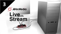 Live Stream Desktop Screen with AVerMedia LGP (Live Gamer Portable)