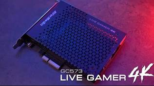 AVerMedia Live Gamer 4K (GC573) Latency Test