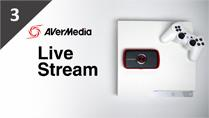 Live Stream PS3 Gameplays with AVerMedia LGP (Live Gamer Portable)