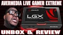 BC Unbox & Review: AVerMedia Live Gamer EXTREME GC550