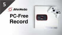 Record PS3 Gameplays with AVerMedia LGP (Live Gamer Portable) in PC-Free mode