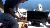 EPIC BOAT GAMING SETUP and Live Gamer Portable Unboxing, Set Up and Review