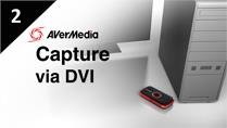 How to Capture PC with AVerMedia LGP via DVI