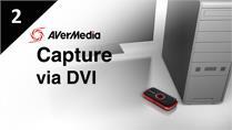 How to Capture PC with AVerMedia LGP via DVI