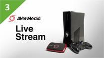 Live Stream XBOX 360 Gameplays with AVerMedia LGP (Live Gamer Portable)