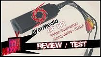 [Review] AVerMedia ET 111 Vid?o Converter Composite to HDMI [Consoles Retro sur Tv HD]