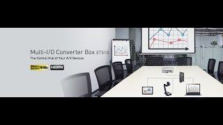 Multi-I/O Converter Box