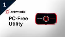 Change Bitrate of AVerMedia LGP (Live Gamer Portable) for PC-Free Mode