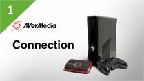 Connect Xbox 360 with AVerMedia LGP (Live Gamer Portable)