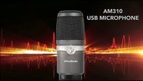 AVerMedia USB Microphone AM310 Official Trailer