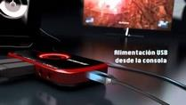 Presentación AVerMedia LiveGamer Portable