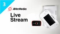 Live Stream Wii U Gameplays with AVerMedia LGP (Live Gamer Portable)