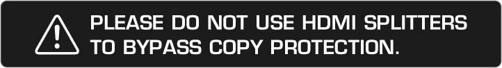Warning wording