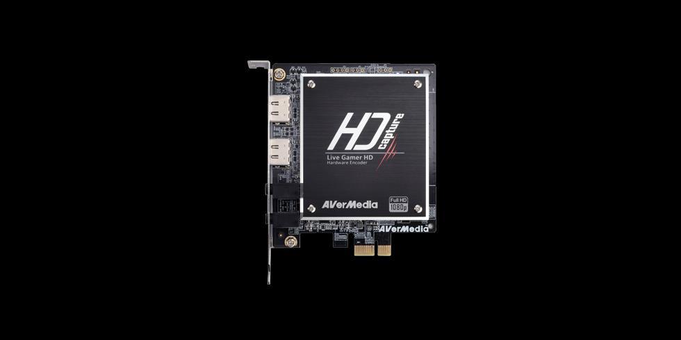 Live Gamer HD C985