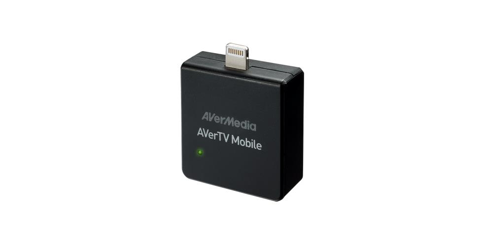 AVerTV Mobile 330 for iOS™