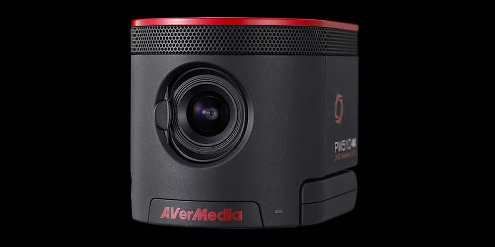 4K UHD Webcam PW510