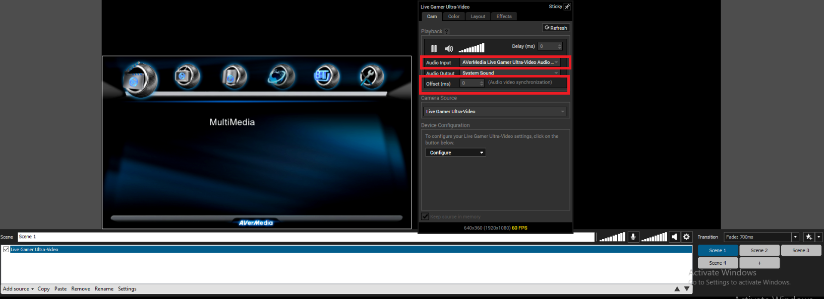 live gamer ultra firmware version 1.3.6.2
