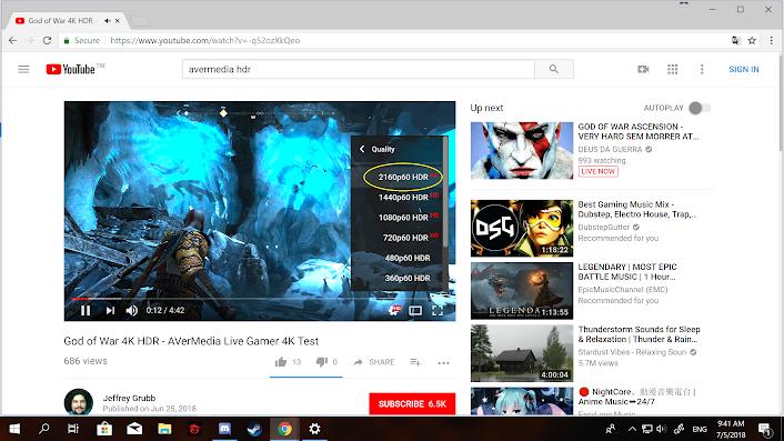 Live Gamer 4K - GC573   Product   AVerMedia
