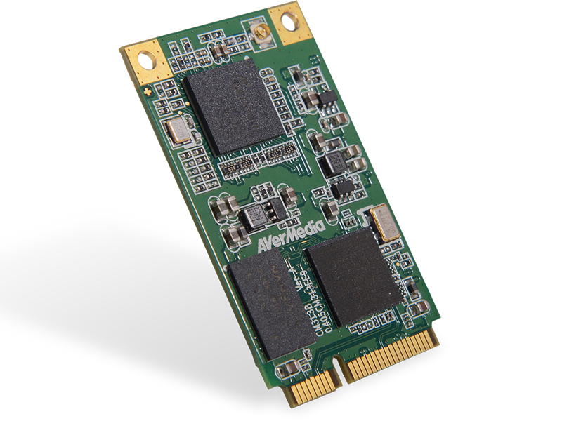 Embedded Vision Solutions   AVerMedia