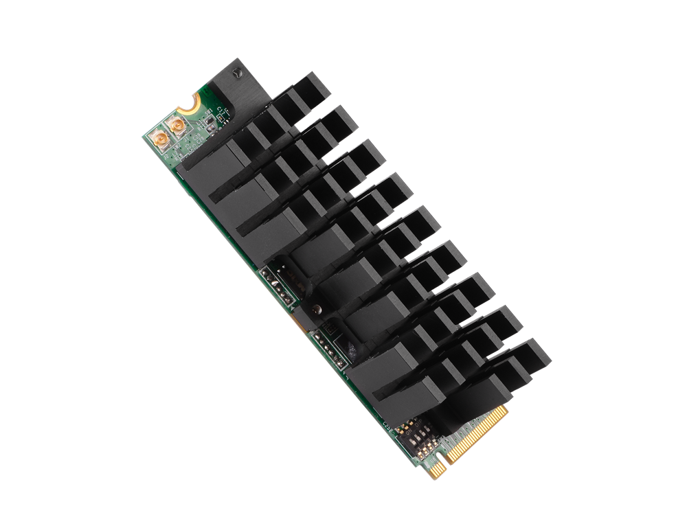 C351W Wide Temperature 4-Channel Mini-PCIe capture card