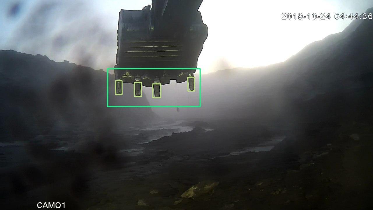 AVerMedia AVerAI Xavier Box PC for Excavator Buckets Monitoring System