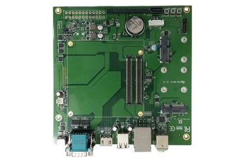 EK611-AA - Tegra TK1 Type 6 Carrier Board with 2 Mini PCIe