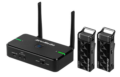 AVerMic AW315 教學專用無線麥克風