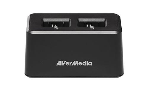 AVerMic 無線麥克風充電底座