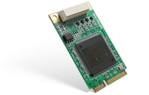 C351 4-Channel Mini-PCIe capture card