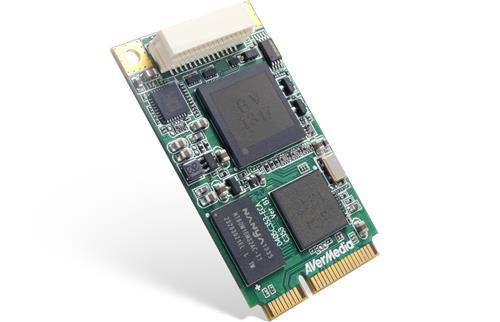 C353 HDMI/VGA MiniPCIe Capture Card