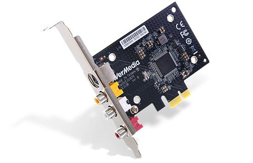 CE310B PCIe Composite / S-Video capture card