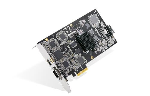 CE511-MN 4K HDMI 2.0 Hybrid PCIe Frame Grabber (HDMI/Component/Composite/S-Video with L/R audio)