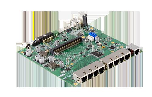 Standard Carrier Board EN713-AAE9-0000 for NVIDIA® Jetson Nano™ (version B01)/Xavier NX module