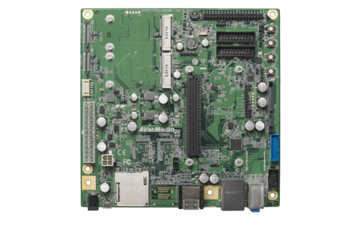 EX713-AA - Tegra X1/X2 Carrier Board with Dual mini-PCIe Support