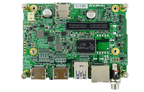 Standard Carrier Board EX731-AA00-0000 for NVIDIA Jetson TX2/TX1