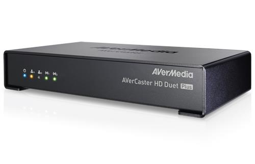 AVerCaster HD Duet Plus F239+, Dual HDMI/ Component Compact Encoder Plus